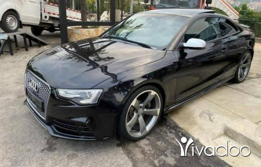 Audi in Beirut City - 2013 Audi RS5 Coupe (Like New) low mileage !