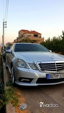Mercedes-Benz in Mar Elias - E500 2010