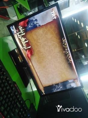 TV, DVD, Blu-Ray & Videos in Tripoli - تلفزيون star sat 24 led tv Hdmi dvi