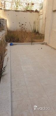Apartments in Basbina - L07239 A Nice Apartment with Garden for Sale in Basbina-Batroun