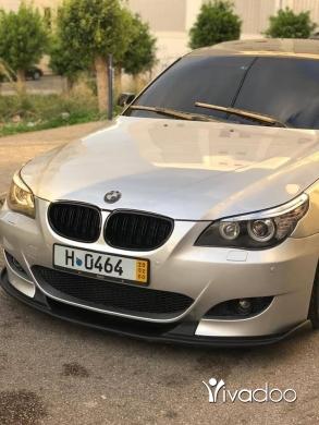 BMW in Tripoli - E 60 model 2004