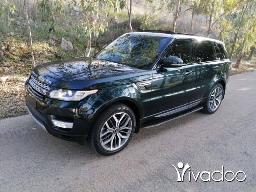 Land Rover in Jdeidet Marjeyoun - Range rover sport v6 2014 dynamic dark green
