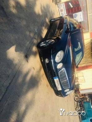 Mercedes-Benz in Tripoli - E320 Model 2003