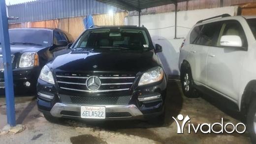 Mercedes-Benz in Beirut City - Mercedes Benz ML 350 2012 clean carfax