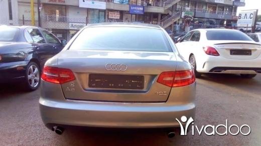 Audi in Beirut City - AUDI A6 2010