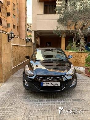 Hyundai in Beirut City - Elantra 2012