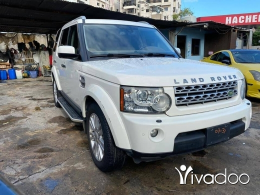 Land Rover in Beirut City - LR4 2010