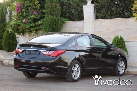 Hyundai in Beirut City - Hyondaii sonata