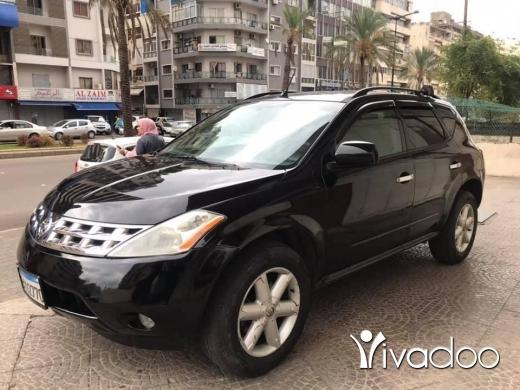 Nissan in Beirut City - Nissan murano model 2006 4wd full option ☎️☎️