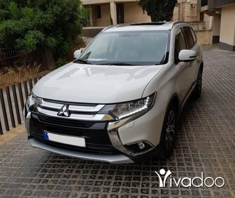 Mitsubishi in Beirut City - 2018 Outlander V6 / Like New / Fully loaded
