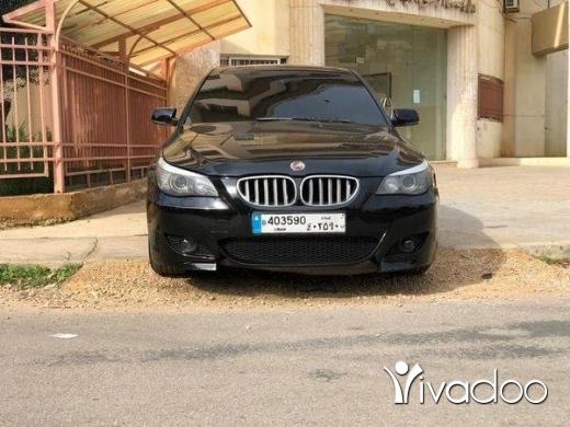 BMW in Tripoli - Bmw 530i 2007