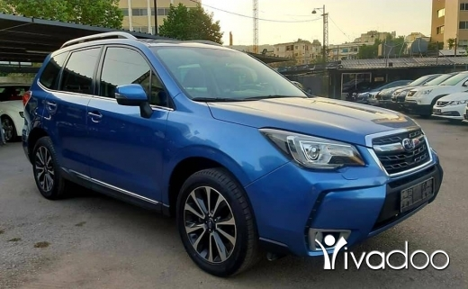 Subaru in Beirut City - 2016 Subaru forester 2.0L Limited 4WD