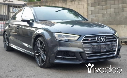 Audi in Beirut City - 2017 Audi S3 + Free Registration