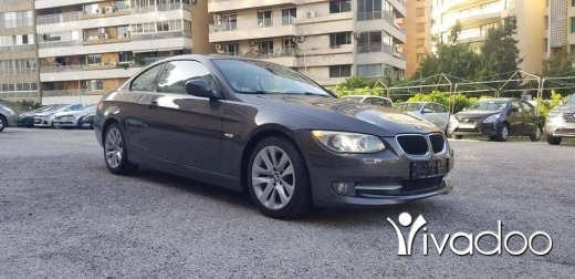 BMW in Beirut City - 2011 Coupe Company Source Excellent Like NEW only 57000KM