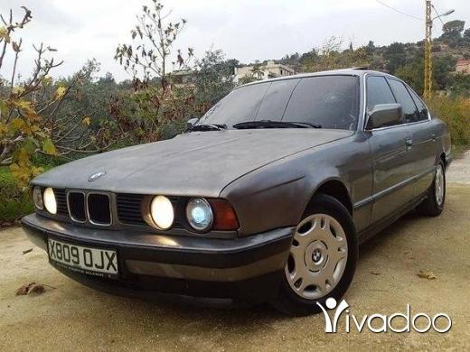 BMW in Akkar el-Atika - ب ام ٥٢٠ /