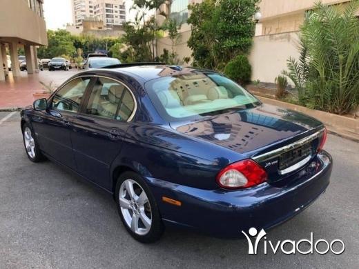 Jaguar in Beirut City - Jaguar 2009