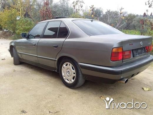 BMW in Tripoli - بي ام ٥٢٠ موديل ٩١