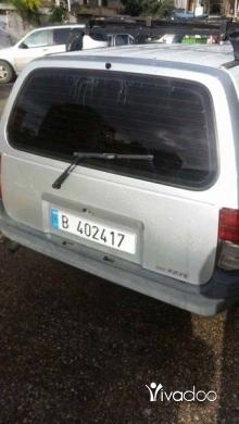 Opel in Tripoli - سيارة نضيفة