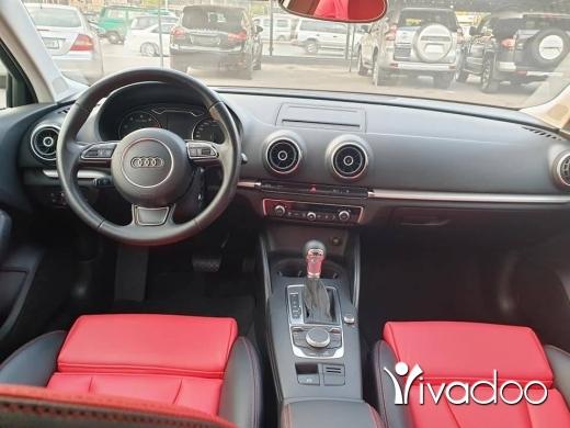 Audi in Beirut City - 2015 Audi A3