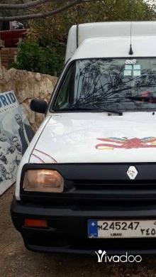 Renault in Nabatyeh -  رابيد رينو ( 1،4