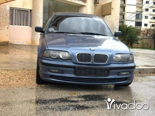 BMW in Tripoli - Bmw 325 model 2001