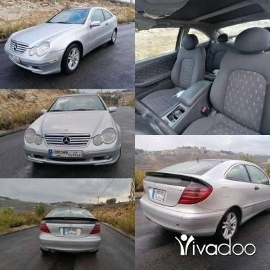 Mercedes-Benz in Nabatyeh - سيارة بيت خارقة النظافة