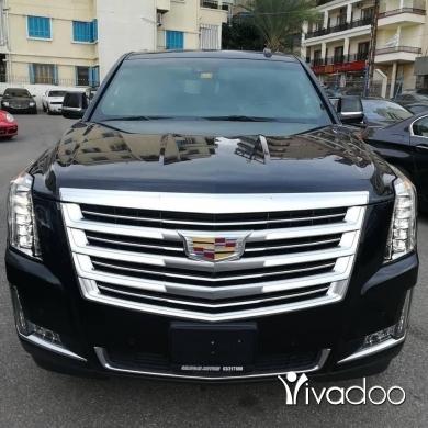 Cadillac in Beirut City - CADILLAC ESCALADE 2015