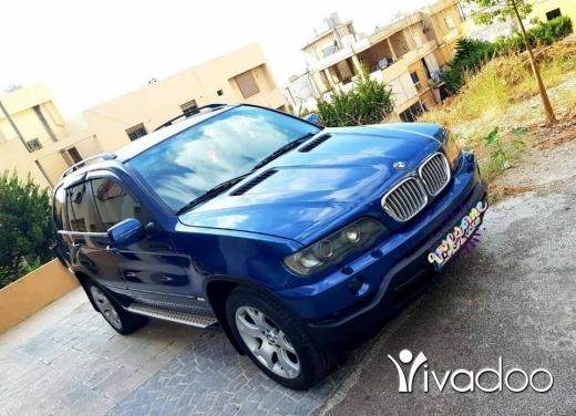 BMW in Doueir - x5 model 2002 mfwlll zweyddd