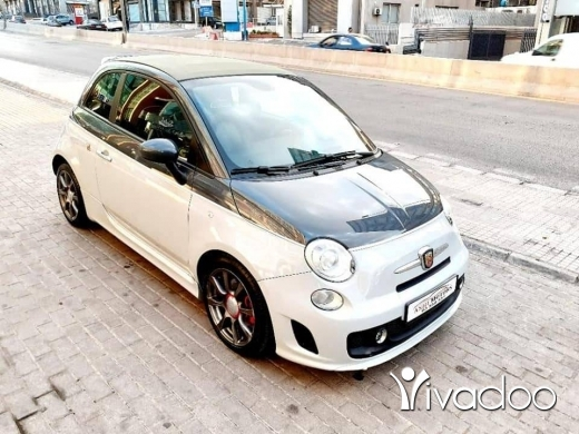 Fiat in Beirut City - 2012 FIAT ABARTH