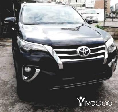 Toyota in Beirut City - prado fortuner VXR 2016