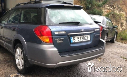 Subaru in Beirut City - Subaru outback / 2006 / 2.5 / steptronic / AWD