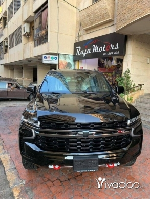 Chevrolet in Beirut City - Chevrolet Tahoe Z71 2021 (0 KM)