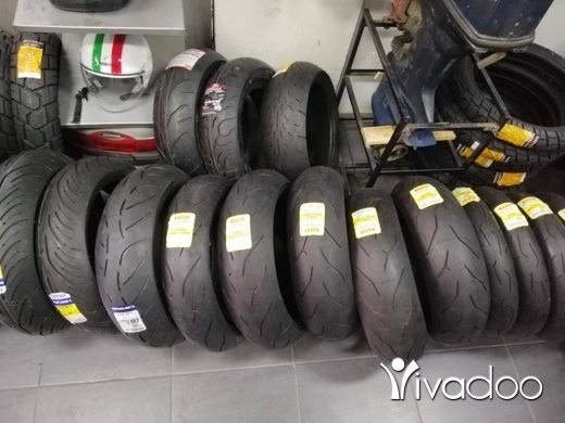 Motorbike Parts & Accessories in Beirut City - Motorcycle Tires