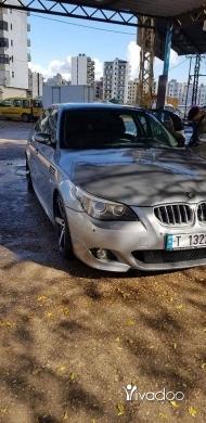 BMW in Tripoli - 530 model 2004 look 2010