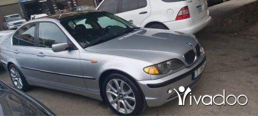 BMW in Tripoli - BMW new boy model 2002