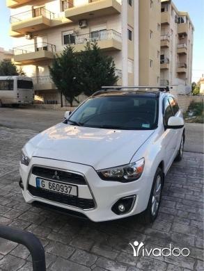 Mitsubishi in Tripoli - Outlander sport rvr