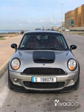 Mini in Tripoli - Mini Cooper S Turbo 2008
