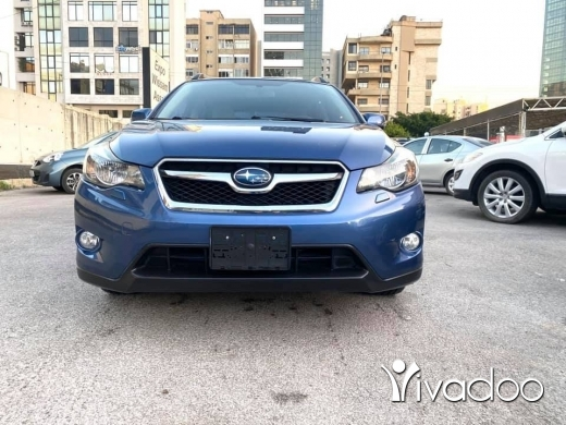 Subaru in Beirut City - Subaru xv crosteck 2.0