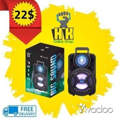 """Audio & Stereo in Nabatyeh - Speaker 8"""""""