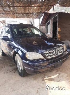 Mercedes-Benz in Zgharta - Mercedes ml 320 2000