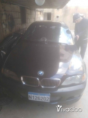 BMW in Beirut City - Bmw 320i model 2004 vitess