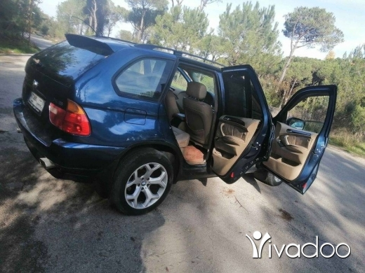 BMW in Beirut City - X5 2002