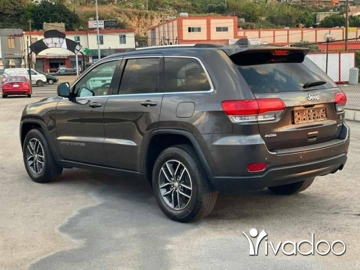 Jeep in Beirut City - Laredo 2018