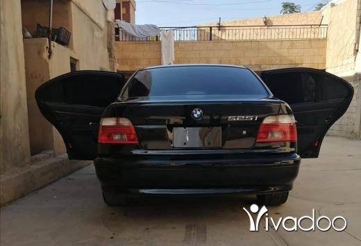 BMW in Tripoli - 525 model 2003 اخر مودال