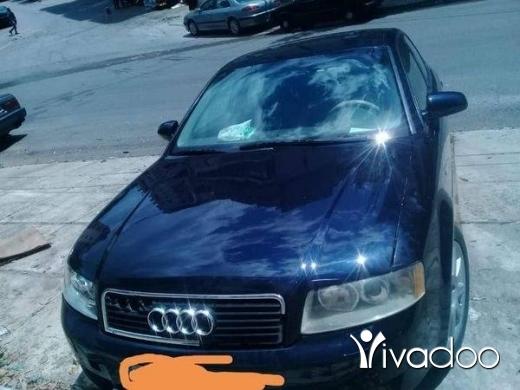 Audi in Hazerta - أودي A4 موديل 2003
