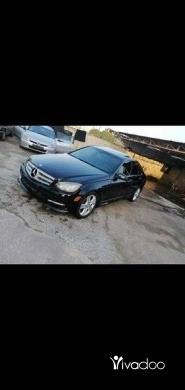Mercedes-Benz in Akkar el-Atika - سياره خارق بلورق