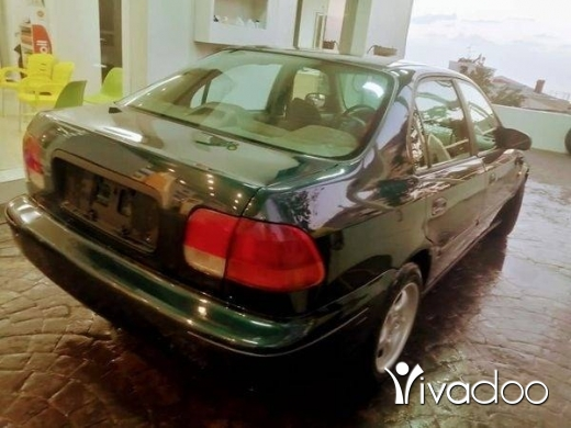 Honda in Bouar - هوندا سيفيك موديل ١٩٩٧