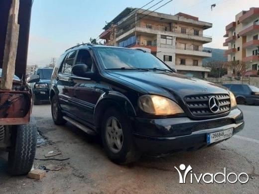 Mercedes-Benz in Bakhoun - Ml 320 model 2000