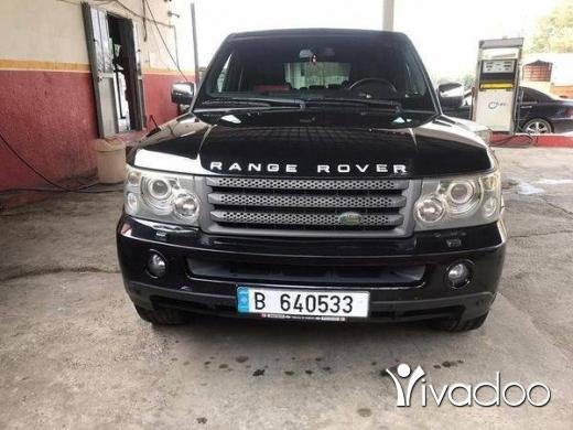 Rover in Minieh - رنج روفر سبور 2006 خارق النظافة