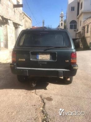 Jeep in Tripoli - Jeep grand cherokke 1994